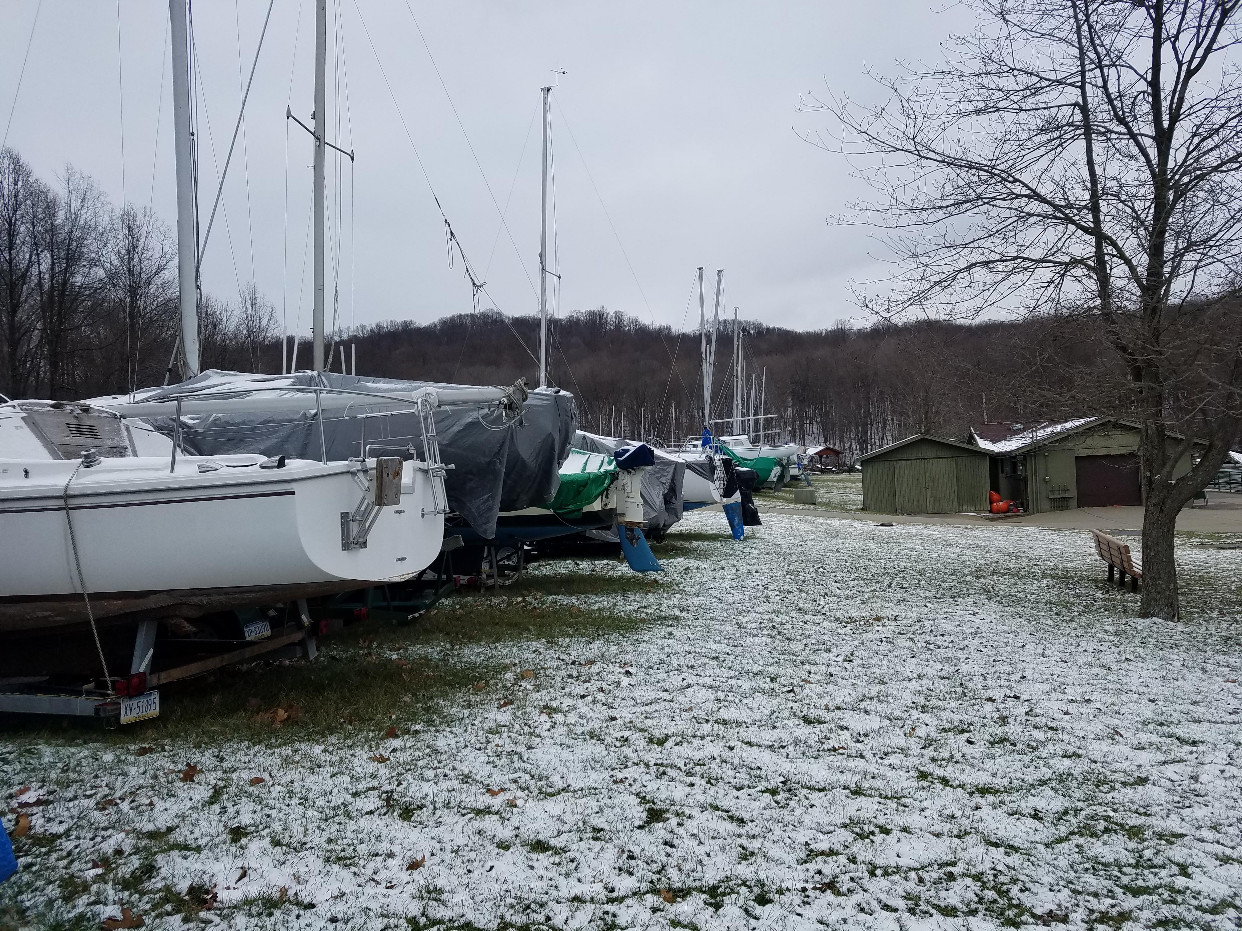 Winter at The Lake 2017